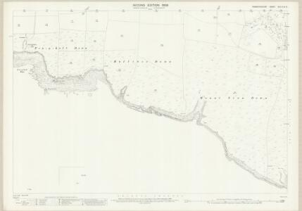 Pembrokeshire XLII.10 & 14 (includes: Castlemartin) - 25 Inch Map