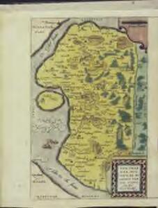 Thietmarsiae, Holsaticae regionis partis typvs