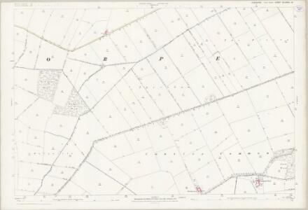 Yorkshire CCLXXVII.16 (includes: Armthorpe; Cantley) - 25 Inch Map