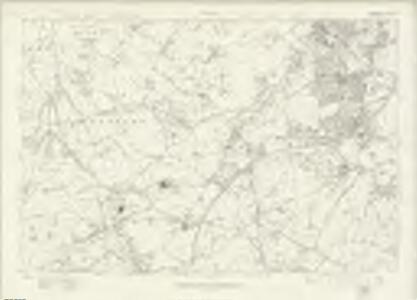 Warwickshire XIXa - OS Six-Inch Map