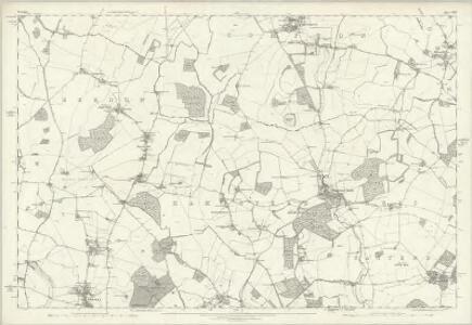 Berkshire XXVI - OS Six-Inch Map
