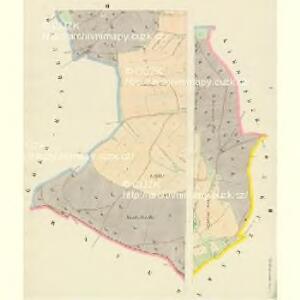Ober Pilmersreuth - c2115-1-001 - Kaiserpflichtexemplar der Landkarten des stabilen Katasters