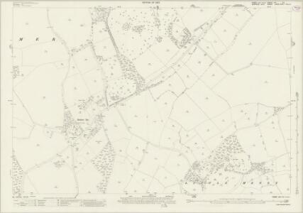 Essex (New Series 1913-) n XI.13 (includes: Ballingdon; Bulmer; Little Henny; Middleton) - 25 Inch Map