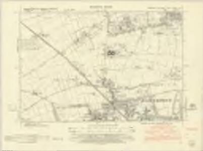 Yorkshire CCXXV.SE - OS Six-Inch Map
