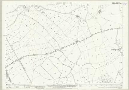 Dorset VII.5 (includes: Henstridge; Stalbridge) - 25 Inch Map