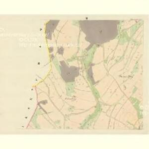 Bladensdorf (Mladenow) - m1832-1-002 - Kaiserpflichtexemplar der Landkarten des stabilen Katasters