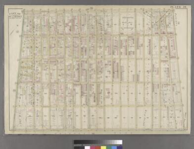 Plate 28: Part of Ward 22. Brooklyn, N.Y.