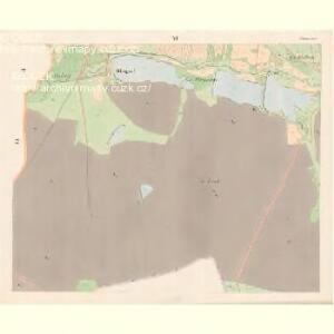 Zborow - c9182-1-005 - Kaiserpflichtexemplar der Landkarten des stabilen Katasters