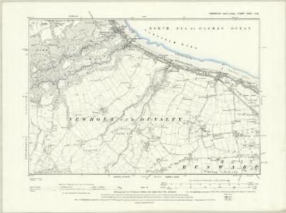 Yorkshire XXXII.SE - OS Six-Inch Map