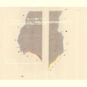 Swanow - m2990-1-005 - Kaiserpflichtexemplar der Landkarten des stabilen Katasters