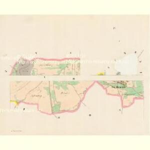 Donawitz - c7223-1-004 - Kaiserpflichtexemplar der Landkarten des stabilen Katasters