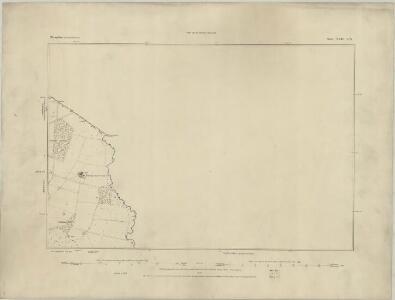 Shropshire XXIII.NE & XXIV.NW - OS Six-Inch Map