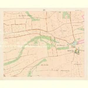 Klattau (Klattowy) - c3137-1-011 - Kaiserpflichtexemplar der Landkarten des stabilen Katasters