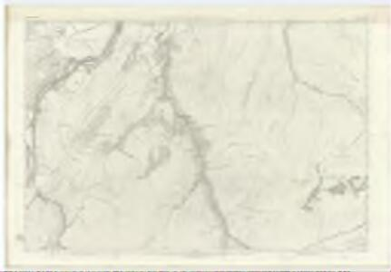 Inverness-shire (Mainland), Sheet LXXXIII - OS 6 Inch map