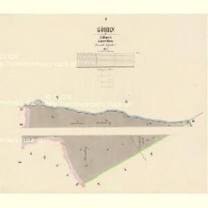 Göhrn - c3168-1-001 - Kaiserpflichtexemplar der Landkarten des stabilen Katasters