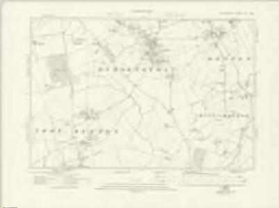 Oxfordshire XL.SW - OS Six-Inch Map