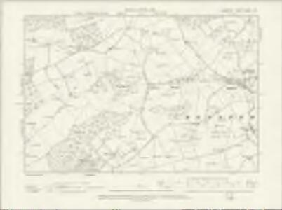 Hampshire & Isle of Wight XXXIV.SE - OS Six-Inch Map
