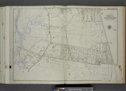 Part of Ward 5. [Map bound by Gifford Lane, Staten    Island Rail Road, Richmond Ave (Bridge Ave), Arthur Kill Road (Fresh Kills RD),  Mill Pond, Richmond Creek]