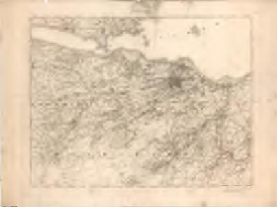 [Edinburgh] - OS One-Inch map