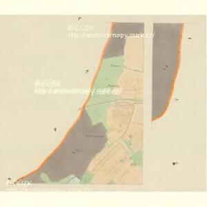 Domanin - c1424-1-004 - Kaiserpflichtexemplar der Landkarten des stabilen Katasters