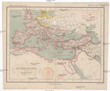 Das Römische Reich in der Kaiserzeit