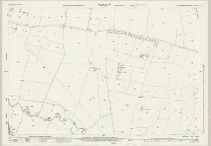 Northamptonshire XXIV.1 (includes: Arthingworth; Braybrooke; Great Oxendon; Kelmarsh) - 25 Inch Map