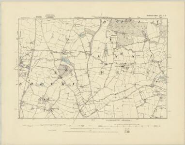 Staffordshire L.NW - OS Six-Inch Map