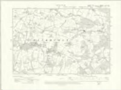 Sussex XIX.SW - OS Six-Inch Map
