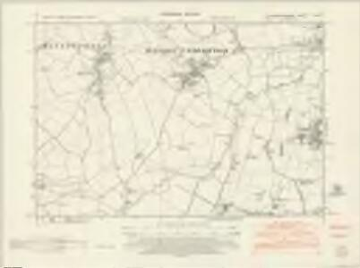 Buckinghamshire V.NW - OS Six-Inch Map