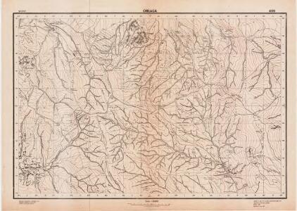 Lambert-Cholesky sheet 4578 (Oneaga)