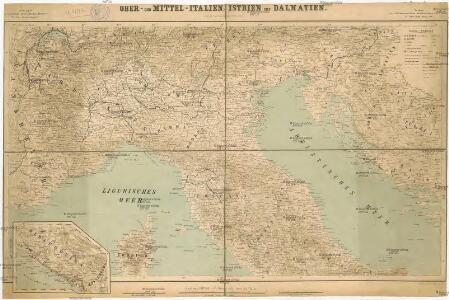 Ober- und Mittel-Italien, Istrien und Dalmatien
