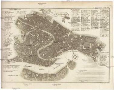 Plan von Venedig