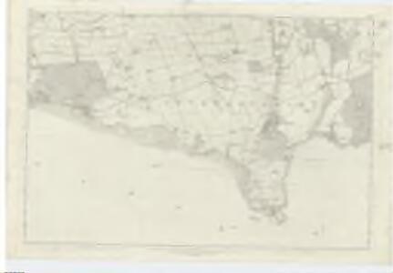 Fife, Sheet 39 - OS 6 Inch map