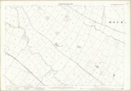 Nottinghamshire XXIX.11 (includes: Edingley; Halam; Hockerton; Kirklington; Southwell) - 25 Inch Map