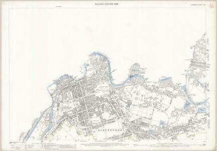 Cheshire III.9 (includes: Ashton under Lyne; Audenshaw; Dukinfield) - 25 Inch Map