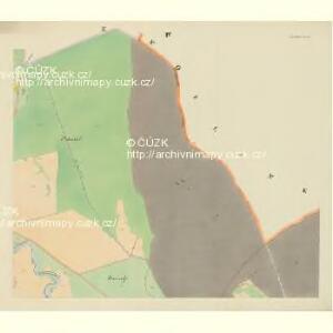 Luschnitz - c4338-1-004 - Kaiserpflichtexemplar der Landkarten des stabilen Katasters