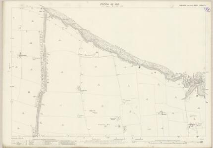 Yorkshire CXXVIII.8 (includes: Bempton; Flamborough) - 25 Inch Map