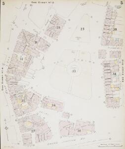 Insurance Plan of Brighton: sheet 5