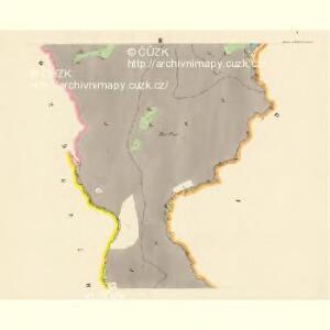 Hemmehübel - c3328-3-003 - Kaiserpflichtexemplar der Landkarten des stabilen Katasters