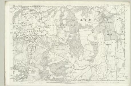 Hampshire & Isle of Wight LVI - OS Six-Inch Map