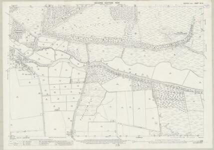 Suffolk XXI.14 (includes: Barton Mills; Icklingham; Mildenhall; Tuddenham) - 25 Inch Map