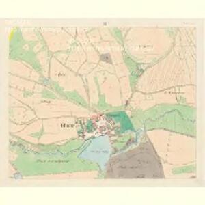 Kloster (Klasster) - c3126-1-002 - Kaiserpflichtexemplar der Landkarten des stabilen Katasters