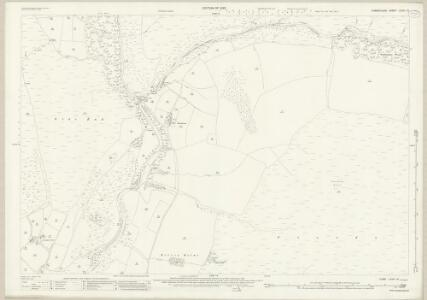 Cumberland LXXIII.10 (includes: Beckermet St Bridget) - 25 Inch Map