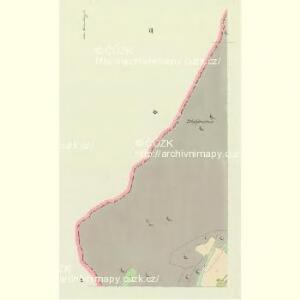 Ober Morau (Horny Morawa) - c2102-1-005 - Kaiserpflichtexemplar der Landkarten des stabilen Katasters