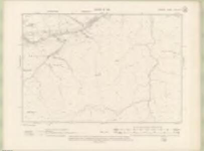 Ayrshire Sheet LXVI.SE - OS 6 Inch map