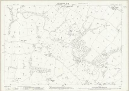 Cheshire XVIII.15 (includes: Ashley; Hale; Ringway) - 25 Inch Map