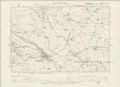 Denbighshire XLIII.NE - OS Six-Inch Map