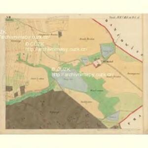 Althart - m2852-1-009 - Kaiserpflichtexemplar der Landkarten des stabilen Katasters