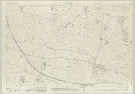 Dorset LVI.7 (includes: Corfe Castle; Worth Matravers) - 25 Inch Map