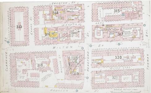 Insurance Plan of Sheffield (1896): sheet 30-2